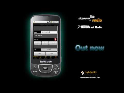 Stream Live Radio for Android