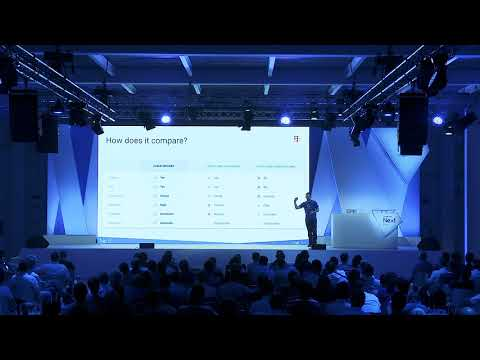 "Google Cloud Next Milan '17- ""Cloud Spanner 101 : Google's mission-critical relational database"""