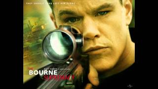 Bourne Supremacy Soundtrack - Goa