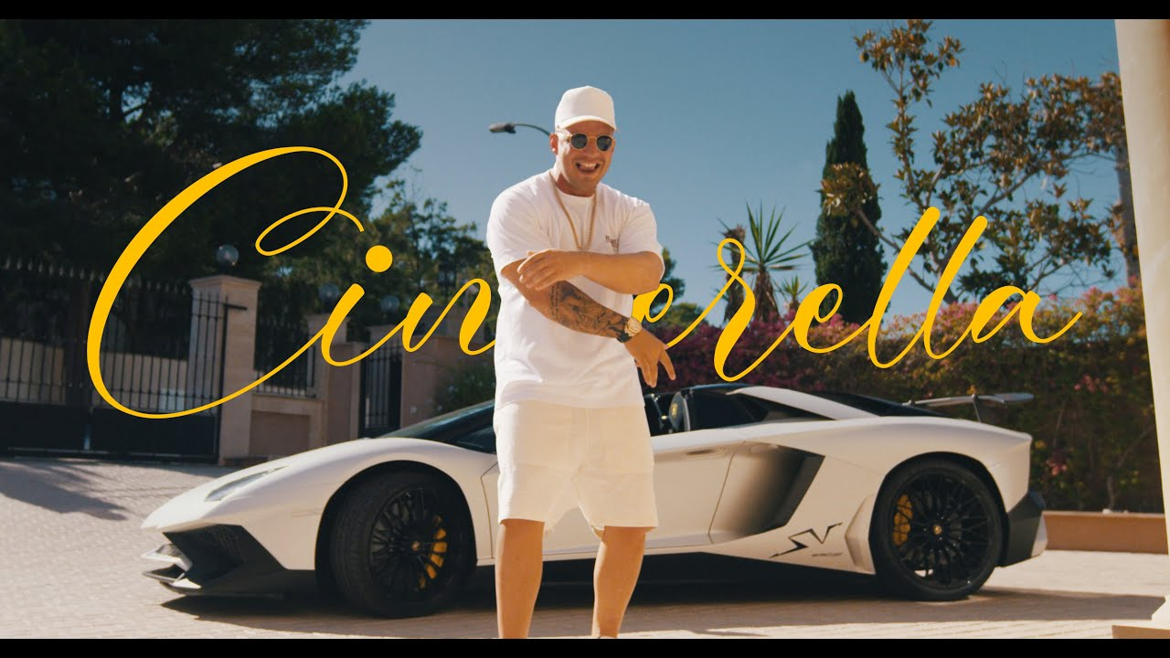 Pietro Lombardi – Cinderella (produced by Stard Ova) | Official Music Video