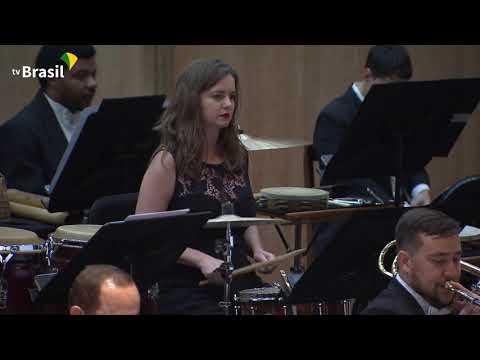 Orquestra Sinfônica Brasileira traz o México para a tela da TV Brasil