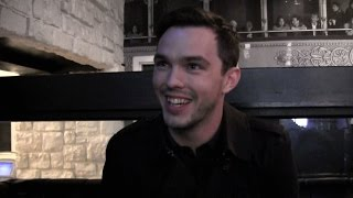nicholas hoult talks kill your friends x men apocalypse and more at tiff 2015
