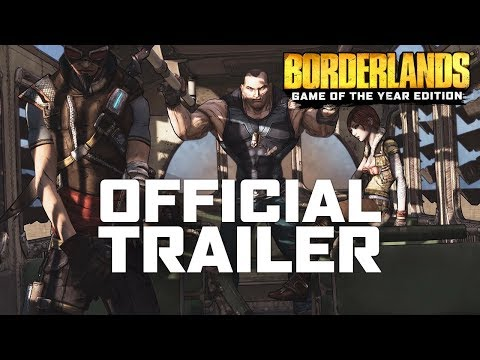 Borderlands: Game of the Year Edition Available Now
