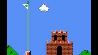 Mario Jump - Mario Jump (NES / Nintendo) - Vizzed.com GamePlay (rom hack) - User video
