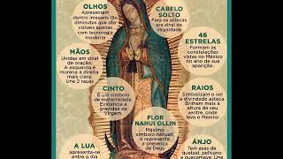 9 aspectos catequéticos da imagem de Nossa Senhora de Guadalupe