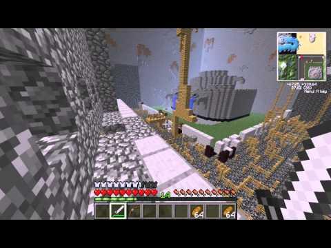 Minecraft Monolith Dominion Base 04 03 2012 Youtube