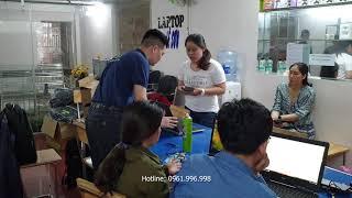 Em Thủy Tiên tự đặt Dell Precision 7740 NEW cực rẻ BH 3 năm chính hãng tại Laptop Lê Sơn  0961996998