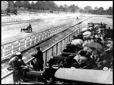Racing at Hotel Del Monte