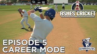 ASHES CRICKET | CAREER MODE #5 | THE PURPLE PATCH!