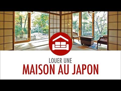 vivre le japon louer une maison au japon youtube. Black Bedroom Furniture Sets. Home Design Ideas