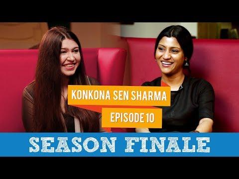 Candid Chat with Konkona Sen Sharma | Episode 10 Season Finale | Talk Shop