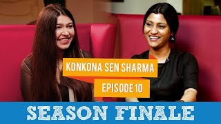 Candid Chat with Konkona Sen Sharma | Episode 10 Season Finale | Talk Shop