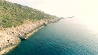 Drone Flight Clot d'es Moro & Zona Militar El Toro (Mallorca, Spain)