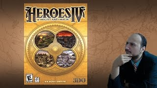 "Gaming History: Heroes of Might and Magic 4 ""The underdog of Might and Magic"""