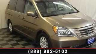 2009 Honda Odyssey Used Car For Sale Salon OH