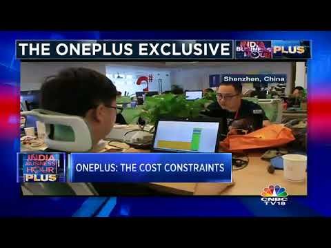 OnePlus: The India Journey | CNBC-TV18 At OnePlus HQ In Shenzhen, China
