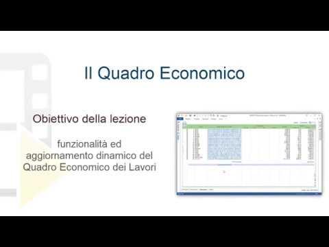 Tutorial PriMus - Il Quadro Economico - ACCA software thumbnail