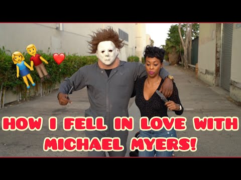 How DAPHNIQUE Met MICHAEL MYERS!