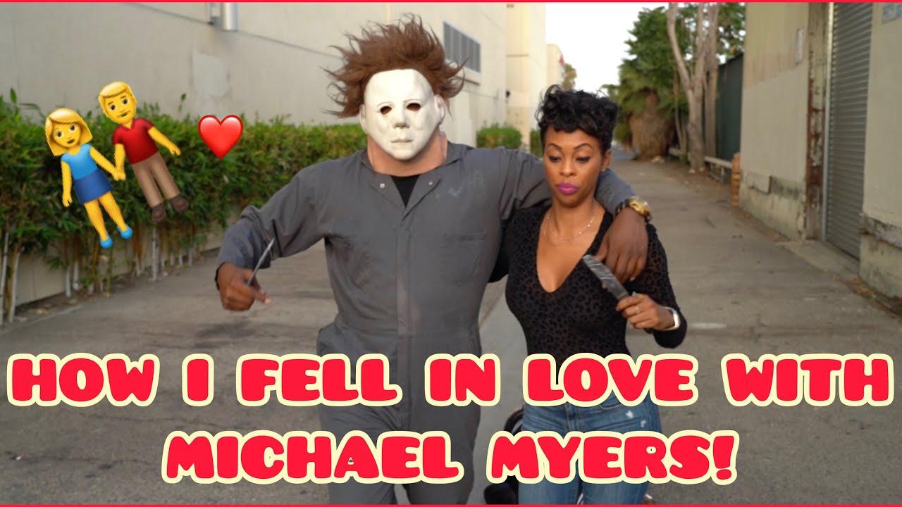 Download How DAPHNIQUE met MICHAEL MYERS!