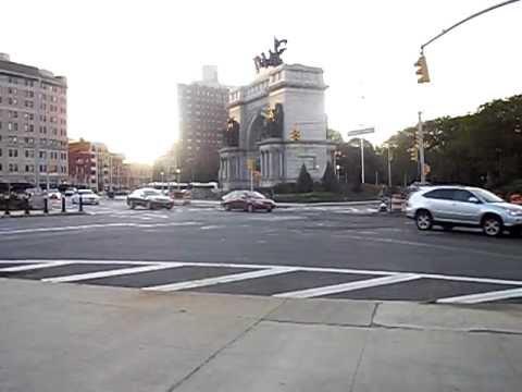 Grand Army Plaza (Brooklyn) New York USA