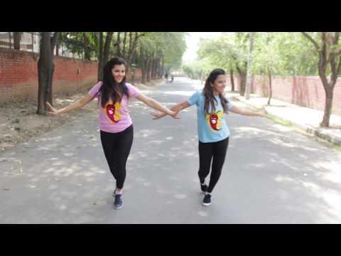 Daru Badnaam | Dance | Harsha & Anandita Choreography