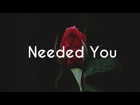 Blackbear - I Needed You (Español)