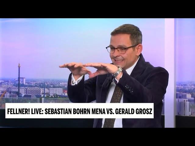 Die GrünInnen verkaufen sich mit Haut und Haaren an die Korruptionisten - Grosz in Fellner Live
