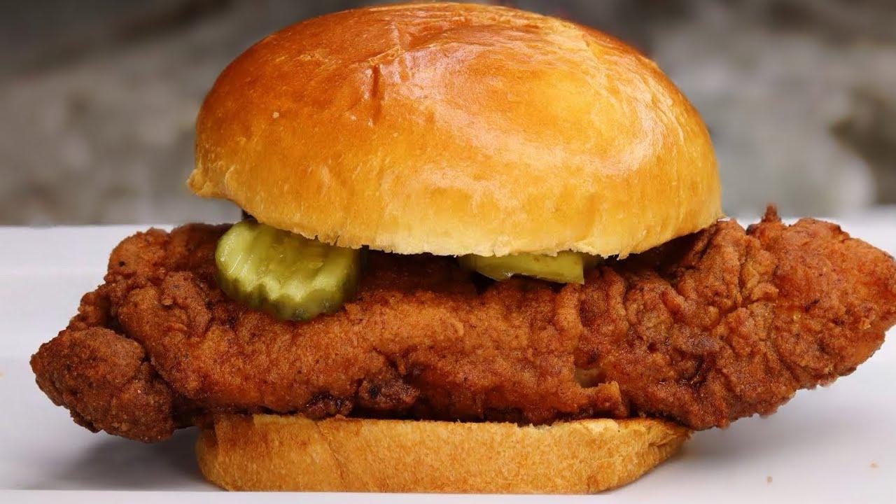 Chick fil A Chicken Sandwich Recipe | Copycat Recipe
