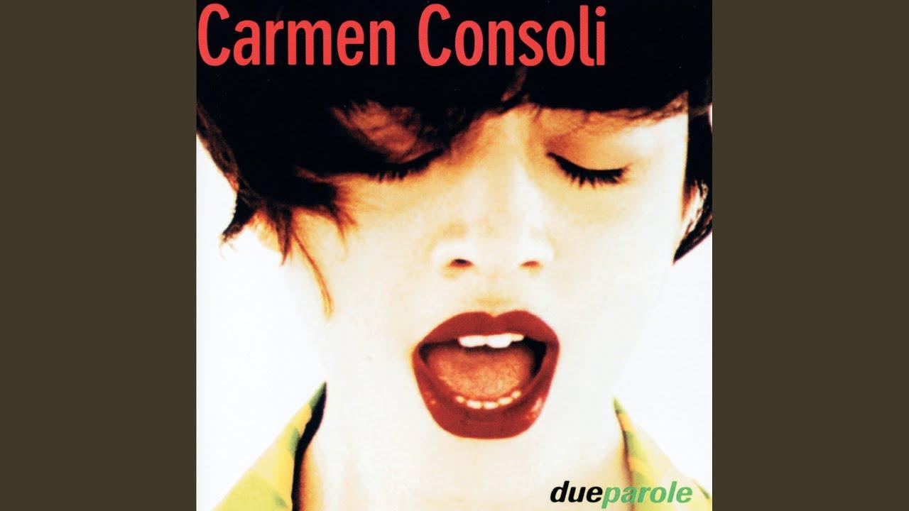 Carmen Consoli in vinile!