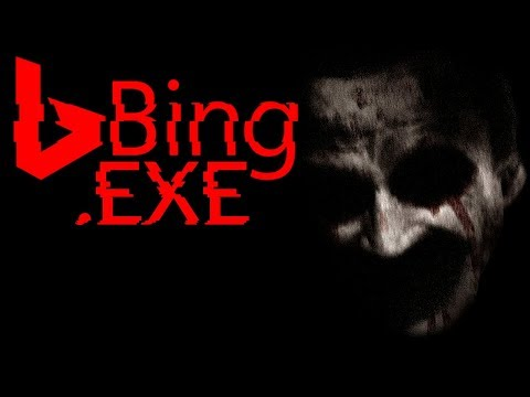 SEARCH ENGINE FROM HELL! - BING.EXE [Google.exe clone]