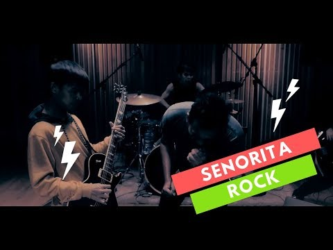 Señorita ROCK - Shawn Mendes, Camila - Cover By Jeje GuitarAddict Ft Dady Ryand