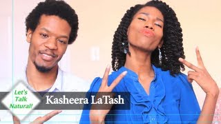 LET's Talk Natural: With QUEEN KASHEERA LaTash ***EPISODE 14***