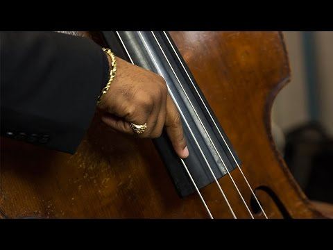 Christian McBride Trio 'I Guess I'll Have to Forget' | Live Studio Session