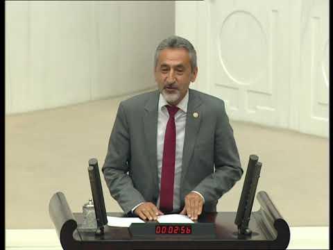 CHP Ordu Mv. Mustafa ADIGÜZEL'in sağlık çalışanlarına ilişkin TBMM konuşması