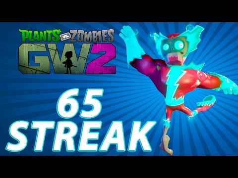 Electro Brainz - Plants vs Zombies Garden Warfare 2 (65 Streak)