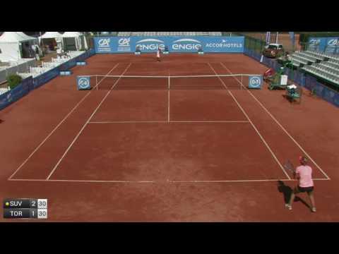 Suvrijn Jade v Torro-Flor Maria-Teresa - 2016 ITF Biarritz