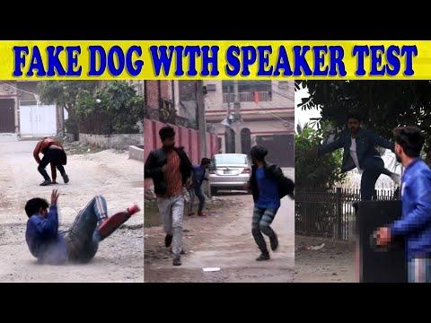 Fake Dog Barking Prank | Part 2 | Zero Brand | Guru Raaj | Fakhar Zaman | Ali Ahmed | 2019