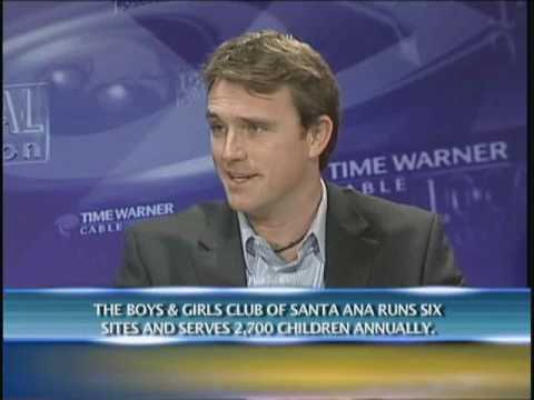 TW interviews Director of Development of Boys & Girls Club of Santa Ana