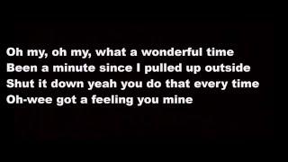 Travis Scott Ft The Weeknd Wonderful