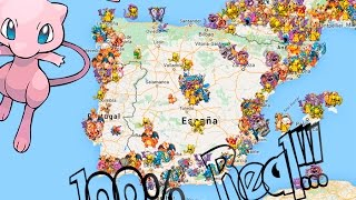 POKE RADAR!!! ENCUENTRA TODOS LOS POKEMON 100% FIABLE!! INCREIBLE - Pokemon go [WithZack]
