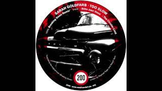 Sarah Goldfarb - Breaking Down Remix (200 Records)