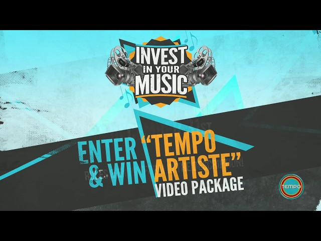 Invest in Your Music TEMPO Giveaway!