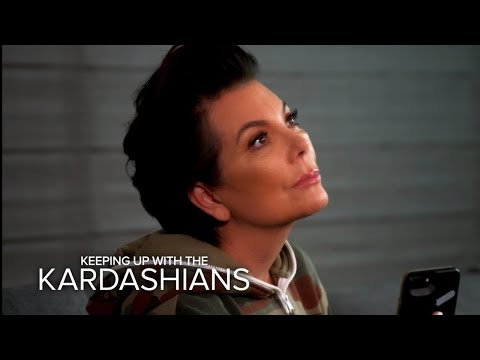 KUWTK | Kylie Jenner Breaks Down During Break-In | E!