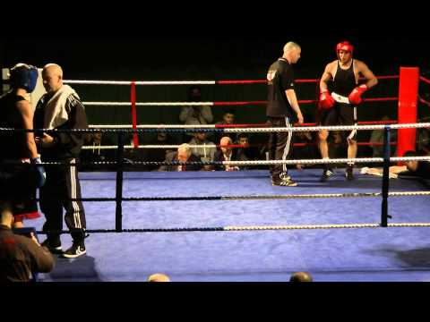 Marvan Ibrahim (Gladiators ABC) v Aidan Critchley (Ashton Albion ABC)