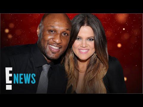 "Khloe Kardashian On Lamar Odom's New Book: ""Congratulations Lammy"" | E! News"