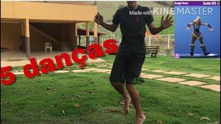 Dances of the Royal Life Fortnite KKK