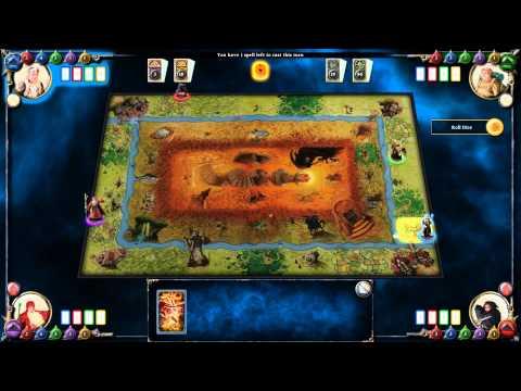 Let's Play: Talisman [Priest's Saga] - Part 1