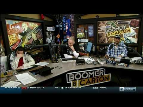 Boomer and Carton - Craig has fun with Jerry Sound Clips