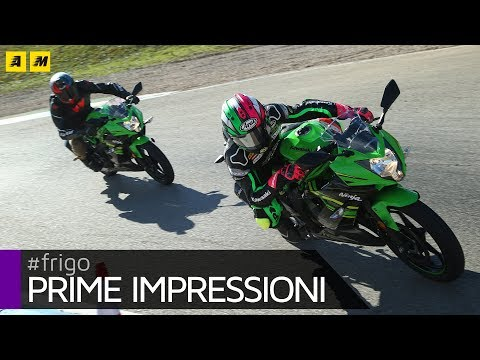 Kawasaki Ninja 125 2019 | Test + giro on board con Ana Carrasco