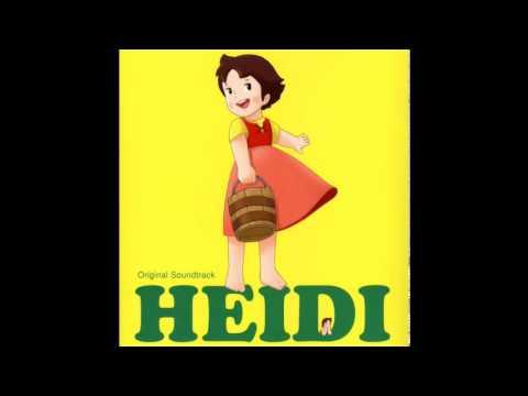 Heidi, Girl of the Alps (1974) OST 03 Yuugata no Uta (夕方の歌)